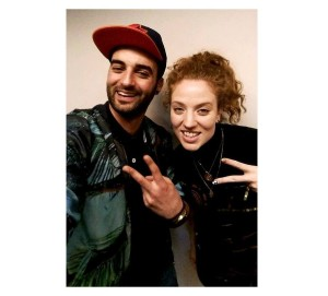Jess Glynne & Dj Berry E. Interview