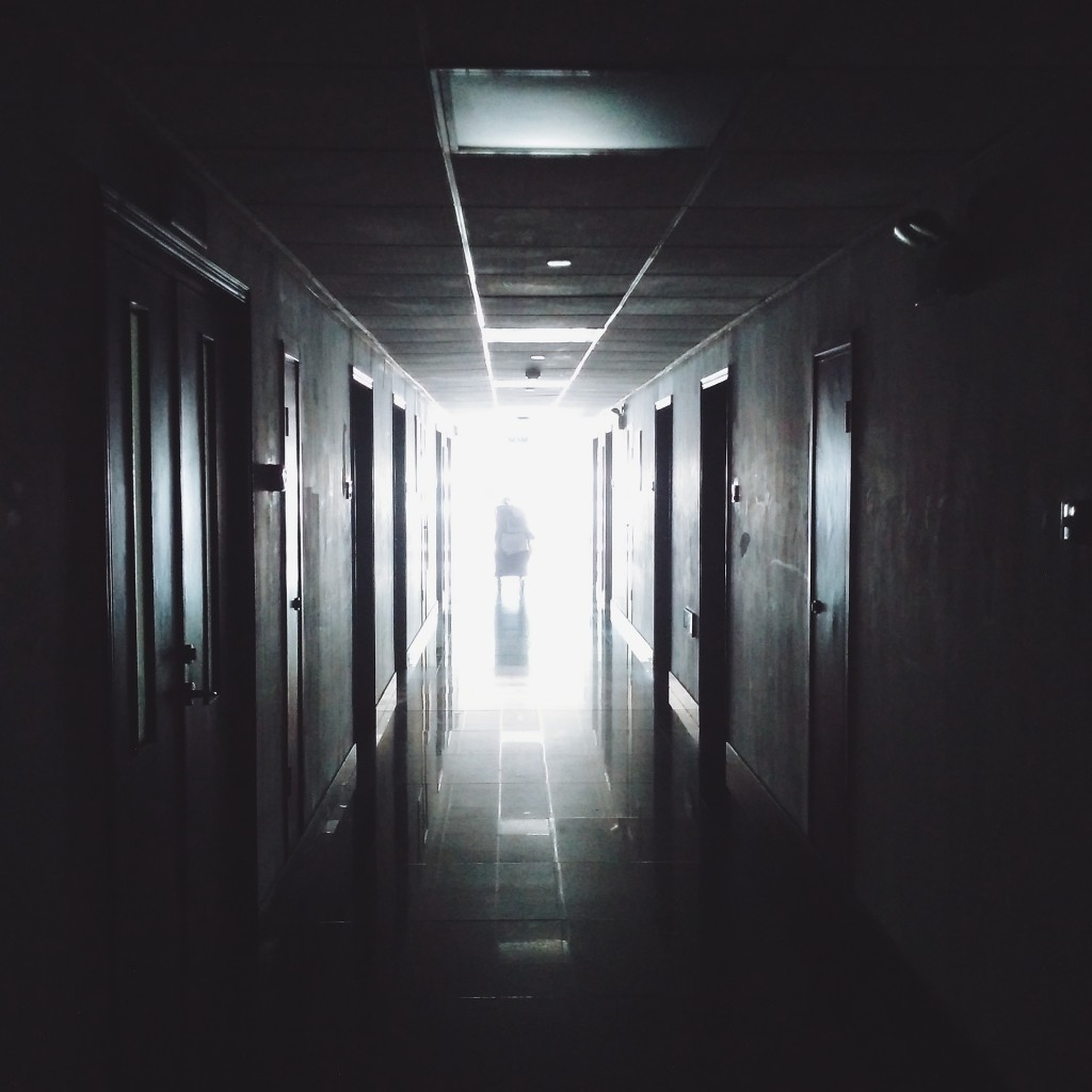 hallway flur