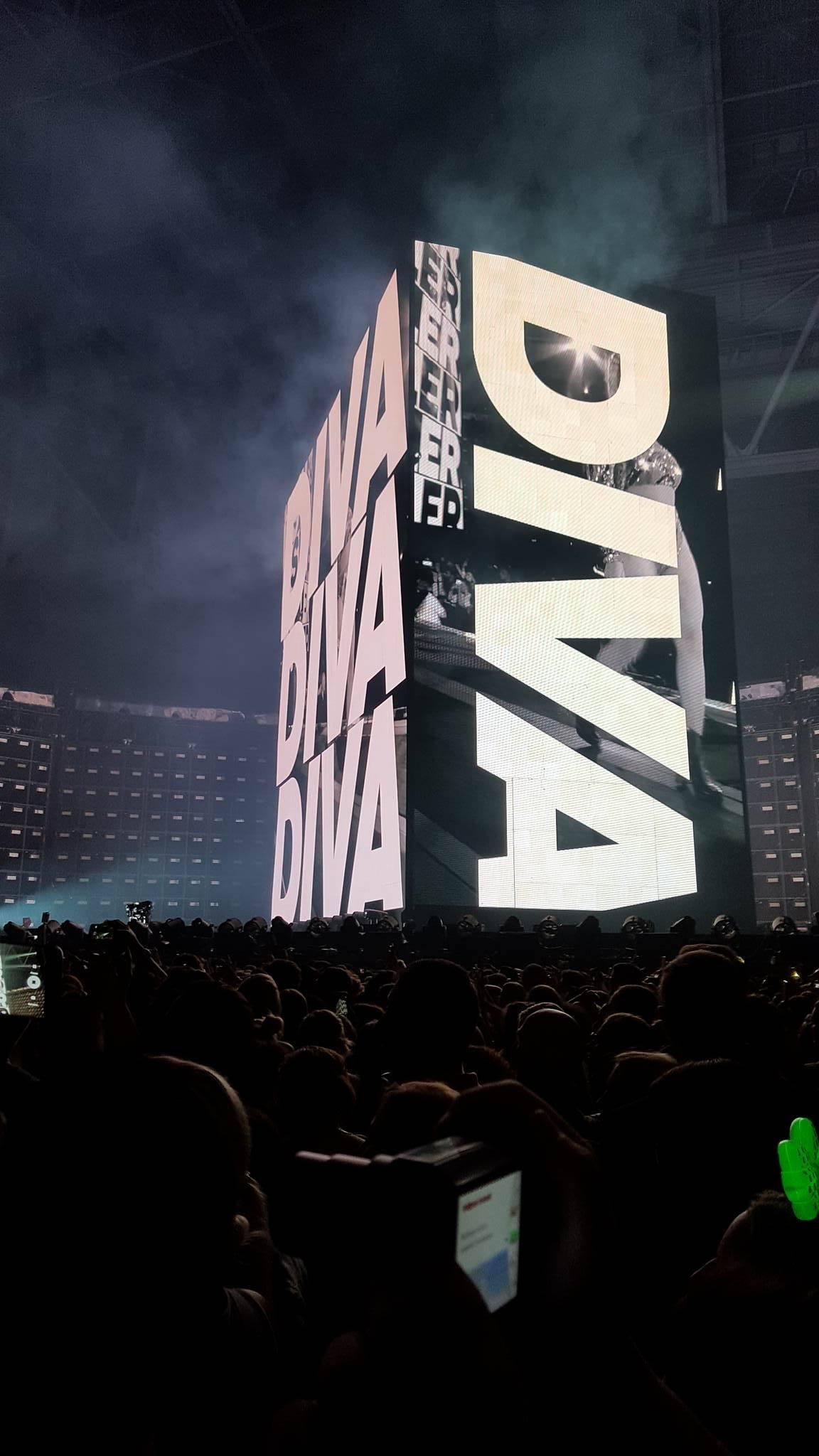 Beyoncé - Formation World Tour Düsseldorf