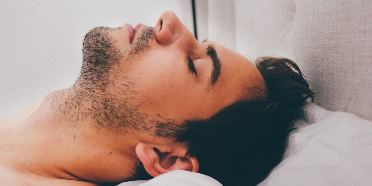 Schlafen männer miteinander wie Schlafen heutzutage