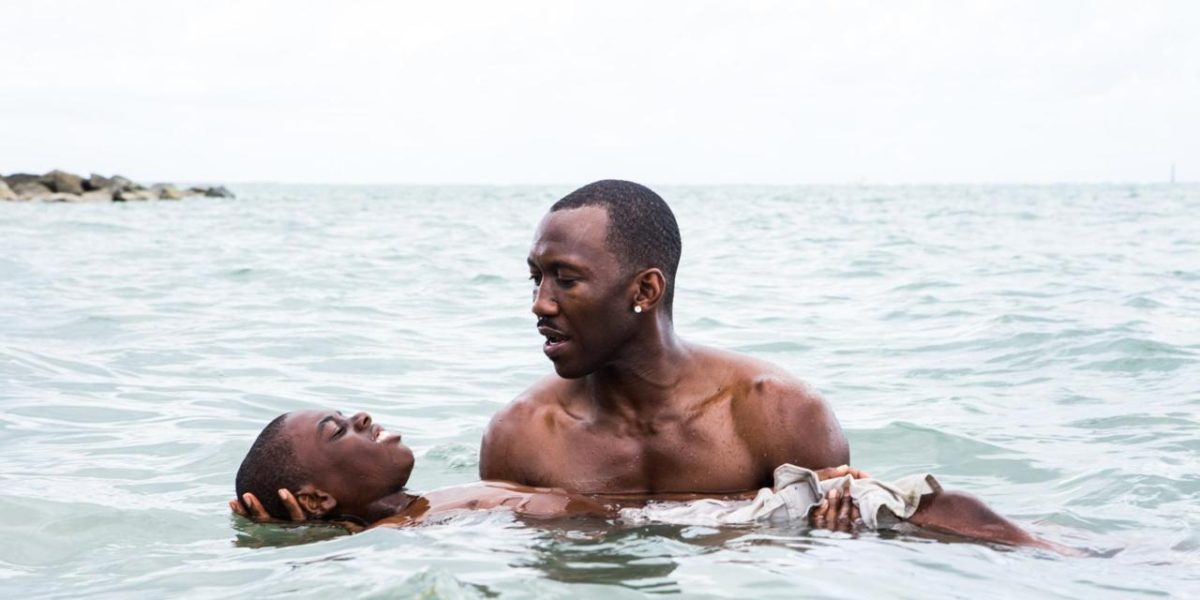 "This image released by A24 Films ""Moonlight."" / David Bornfriend/A24 via AP"
