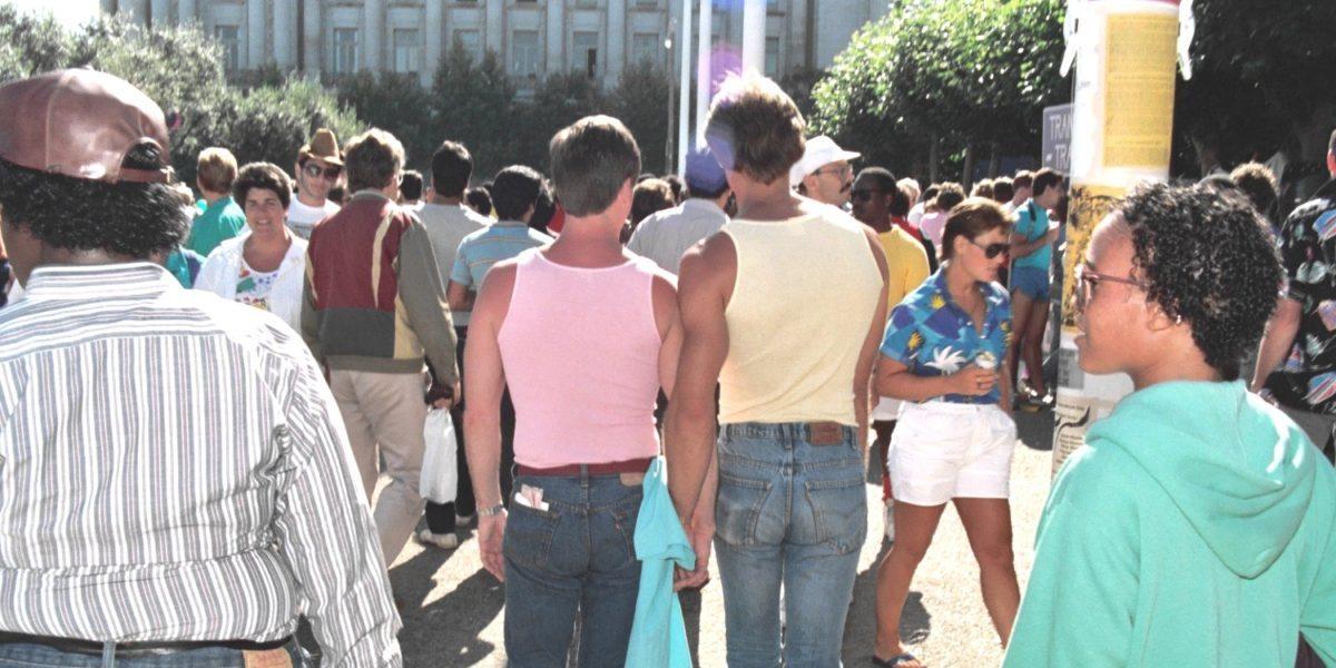 San Francisco Pride 1986 by Alan Light