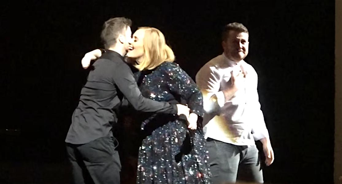 Adele Live Dublin
