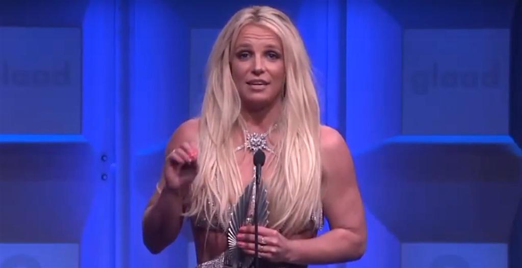 Britney Spears - GLAAD Media Awards 2018