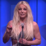 Britney Spears - GLAAD Media Awards 2018