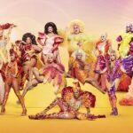 RuPaul's Drag Race All Stars Season 6 CR: Paramount +