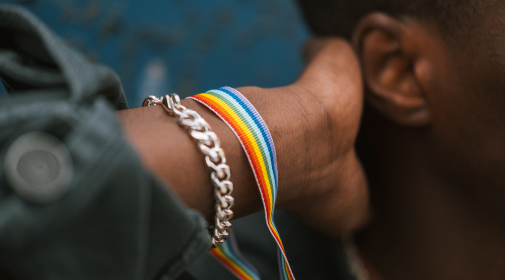 Rainbow PoC Gay