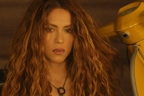 """Shakira """"Don´t Wait Up"""""""