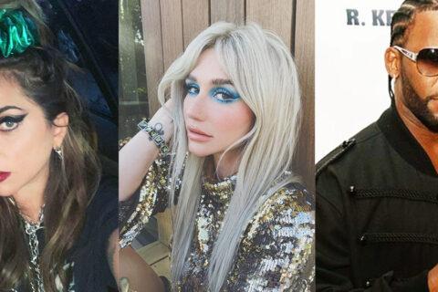 Skandale in der Popkultur Podcast Hollywood Tramp Kesha Lady Gaga