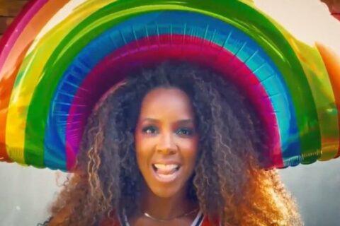 Kelly Rowland Finally Pride