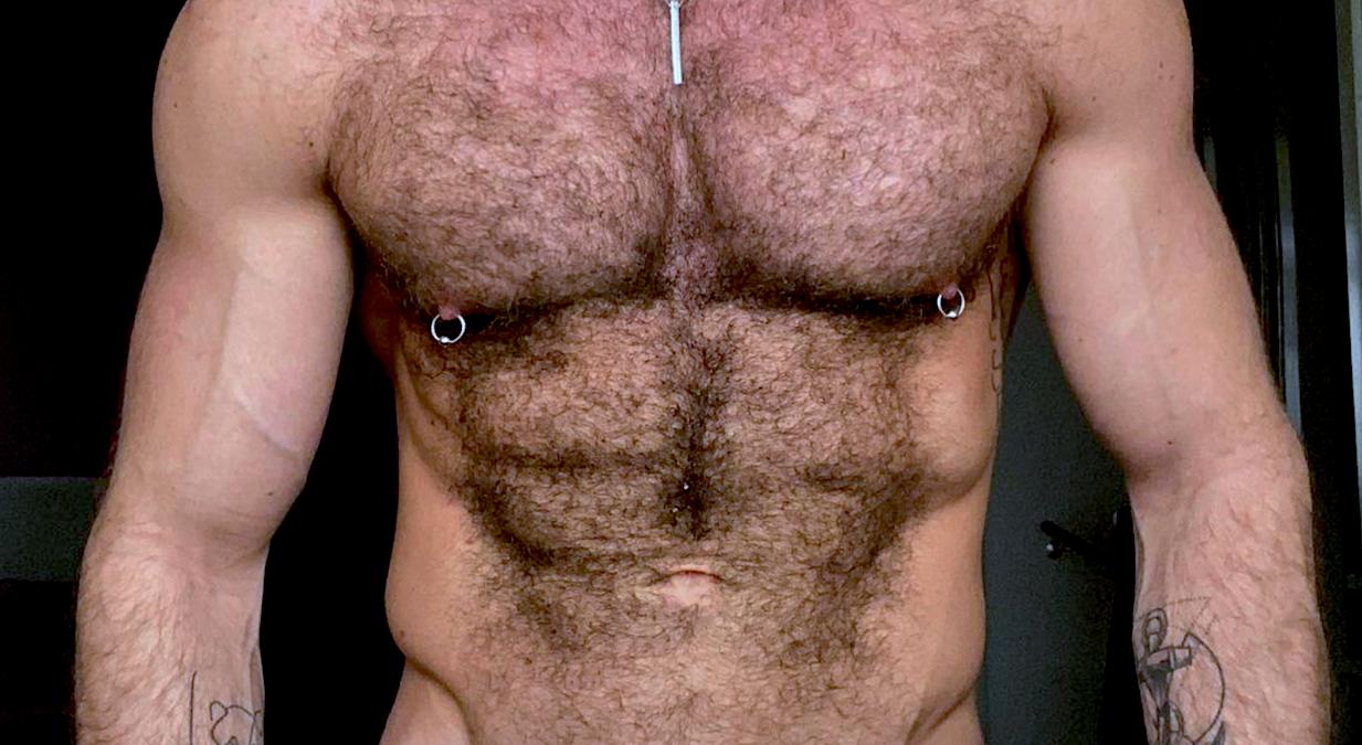 Männer-Piercing