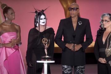 RuPaul's Drag Race Emmy Verleihung 2021